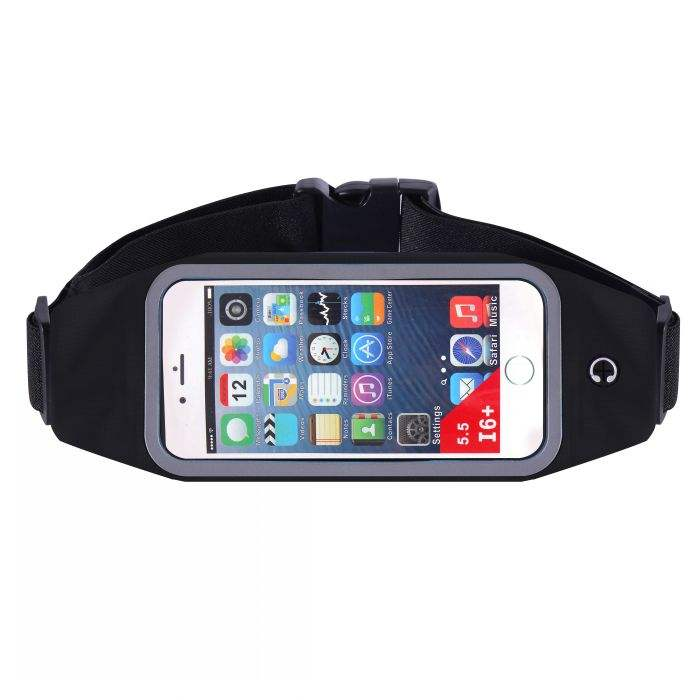 Waterproof Sport Pocket Case Sport Waistband Running Waistband For Cellphone