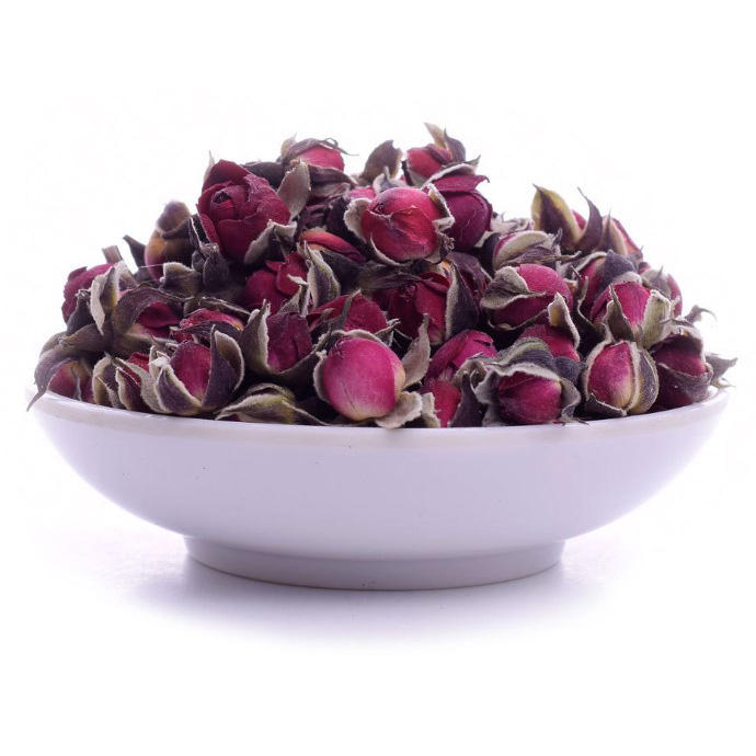 100% pure nature dried rose flower tea rose bud tea bulk rose petals