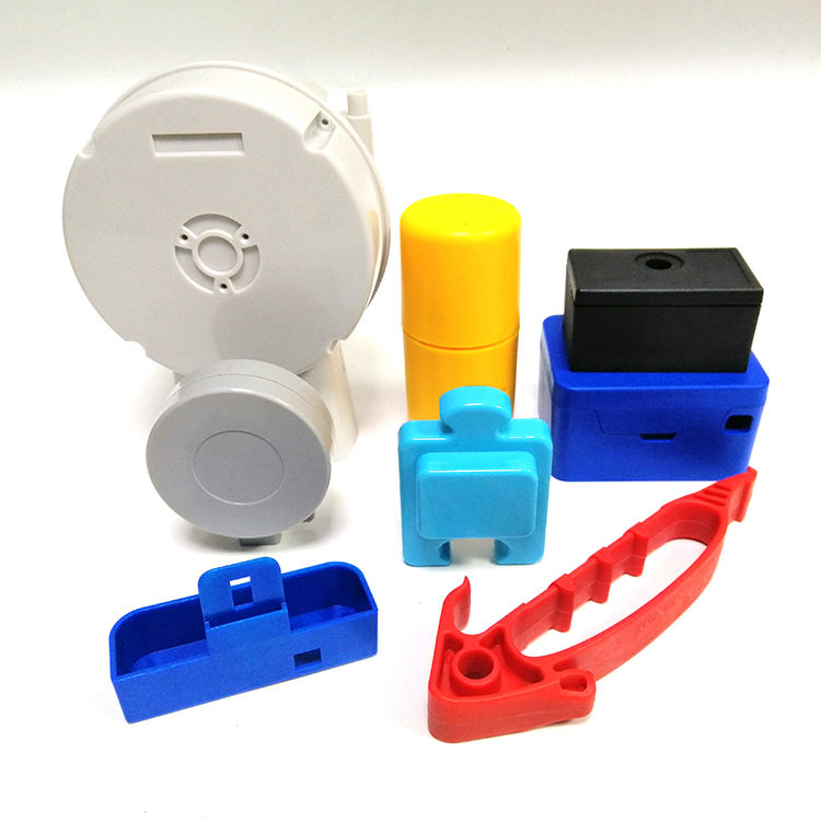 Custom Manufacture Tpu/Pmma/ABS/PP/PS/PE/PVC/PA6/PA66 Plastik Parts Plastic Injection Molding Service