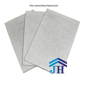 China Manufacturer Non-Asbestos Natural Color Cement Board price philippines