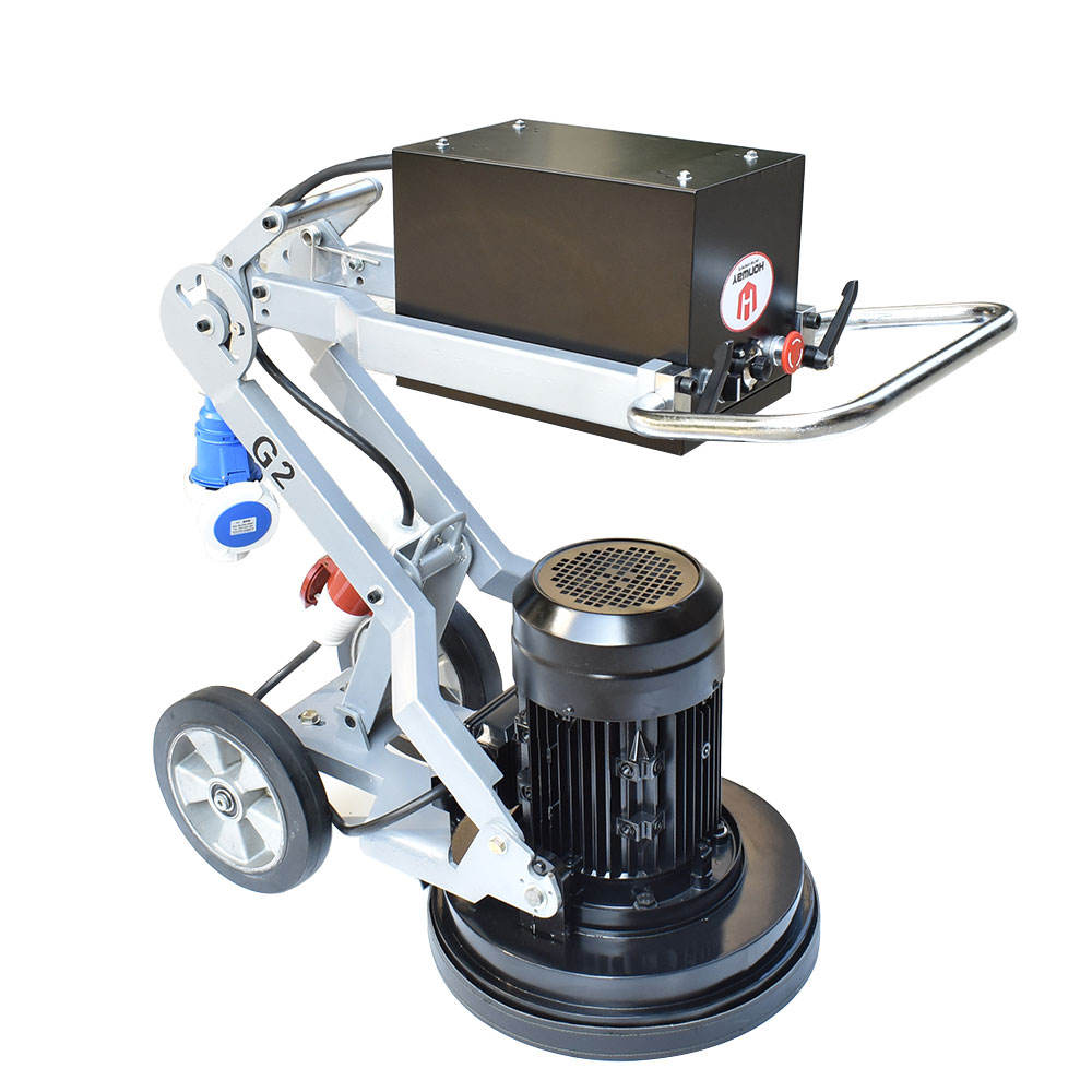 220/380v variable speed terrazzo marble polisher floor surface grinding polishing machine concrete grinder for sale