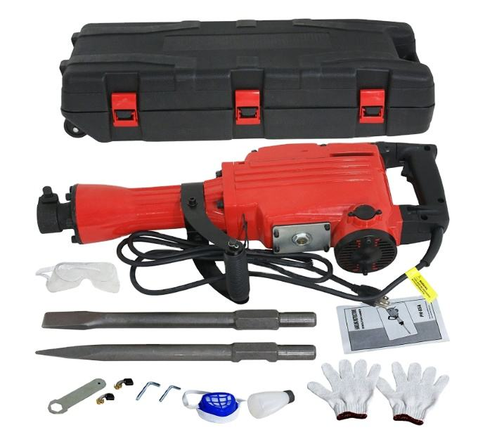 65mm demolition hammer/electric hammer/jackhammer/breaker hammer drill