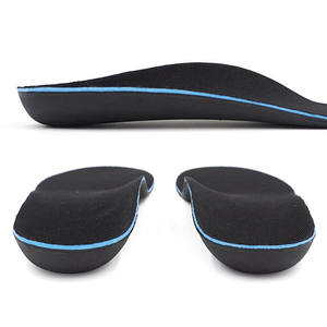 Custom Eva Foot Correction Orthotic Shoe Insoles Orthopedic insoles