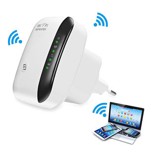 High Quality 2.4 Ghz Wireless Wifi Extender Repeater Booster 802.11N/B/G Network Router 300Mbps Signal Expander
