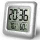 Clock China Waterproof Bathroom Clock Big Bath Waterproof Shower Clock Digital Bathroom Clock China Digital Thermometer