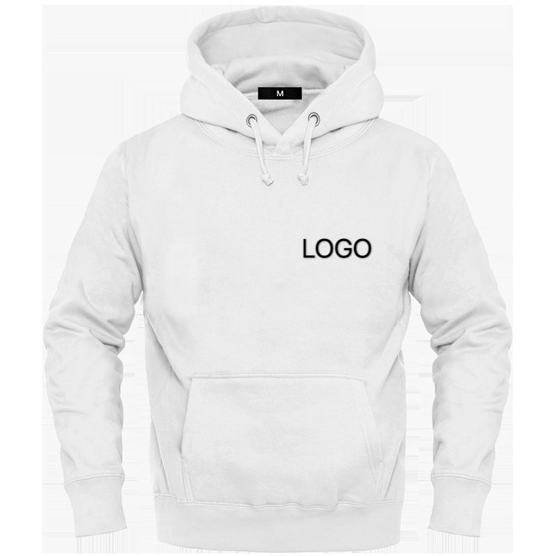 Wholesale high quality customise plain pullover hoody for mens,cheap blank hoodie sweater