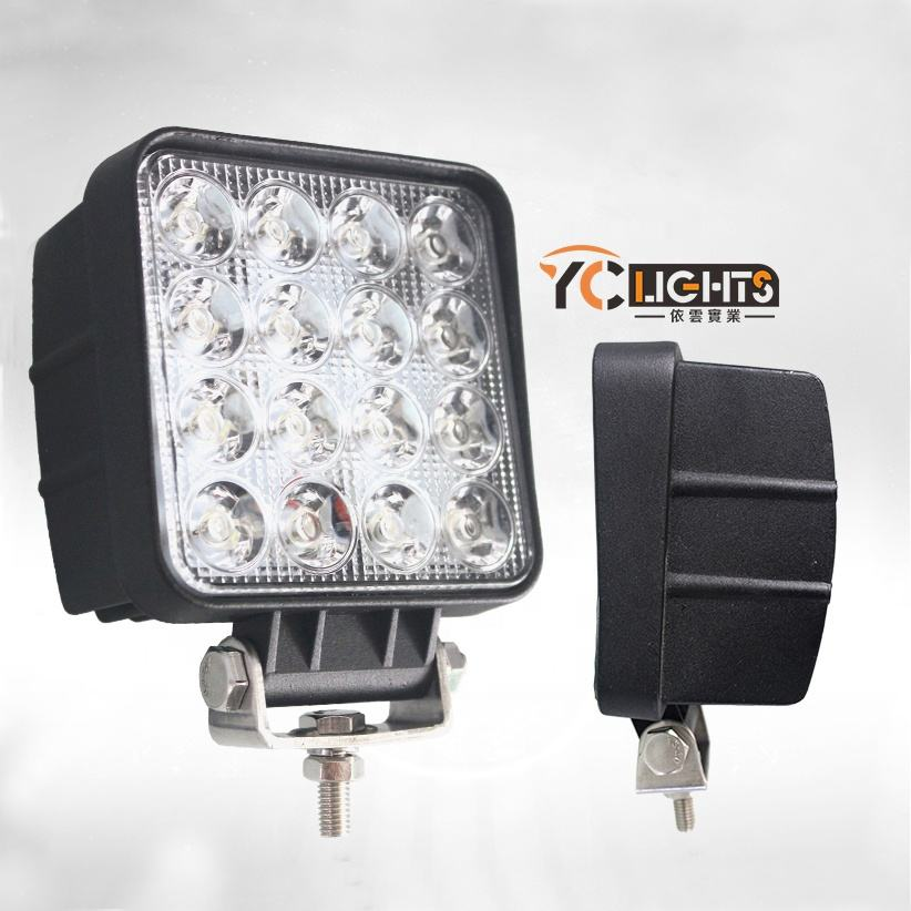 120w 10000 lumen led work light
