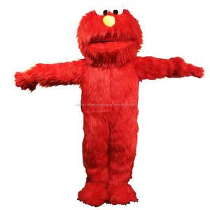 Disfrute CE personaje de la película de elmo traje de la mascota para adultos