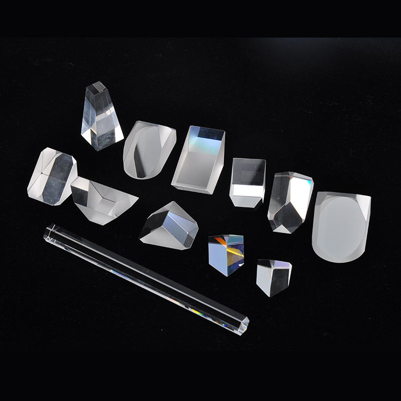Factory Customized bk7 K9 Optical Glass Prism for optical instruments