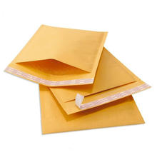 Best quality Envelope Shipping packing Bag Self Sealing kraft paper bubble mailer bags