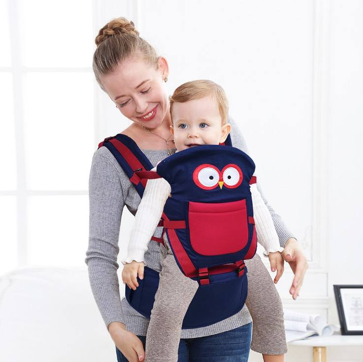 New Product Complete All Seasons 4 in 1 Ergonomic Baby & Child Carrier Cotton