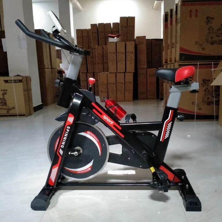 Yiwu Manufacturer Body Strong Stationary Spin Fitness Spinning Bike for Home Use