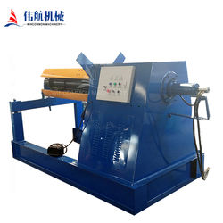 Best Price Easy To Operate Metal Steel Uncoiler Machine