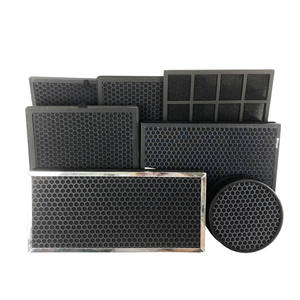 Customized replacement air purifier filter square activated carbon filter
