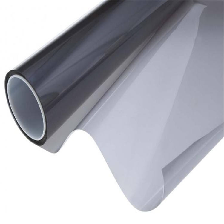 VLT 5%-70% carbon window tint film for car no fading solar protection film auto removable tinting film