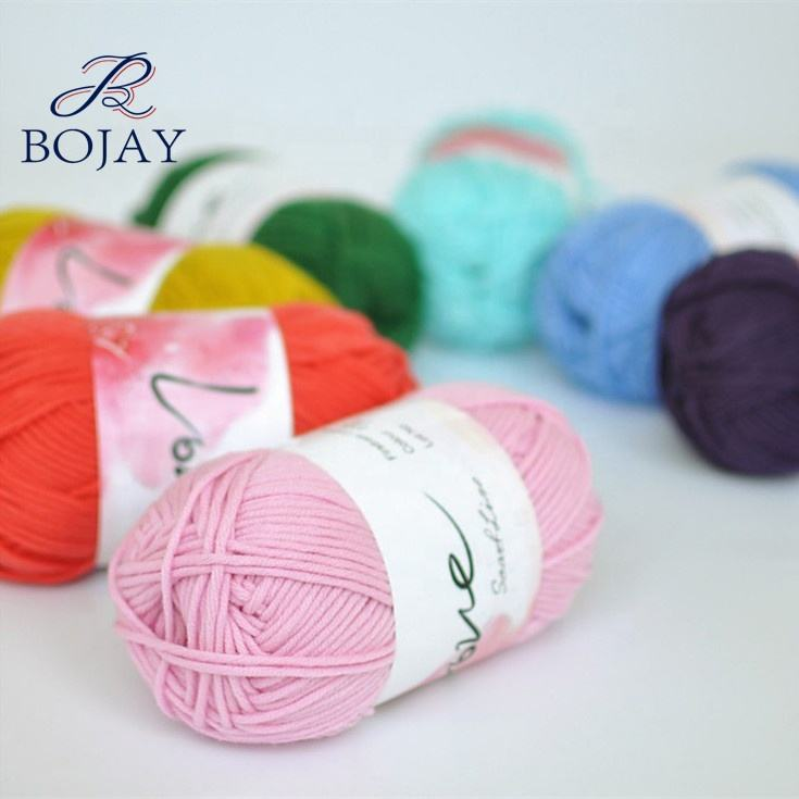 100% Acrylic Fancy knitting Crochet yarn 7s/8 Ply , Super soft and thick yarn for hand knitting sweaters ball yarn