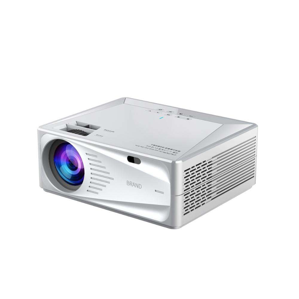 200 ANSI Lumens OEM factory cheapest New model 1280P*720P mini LCD projector for Home theater/outdoor/meet