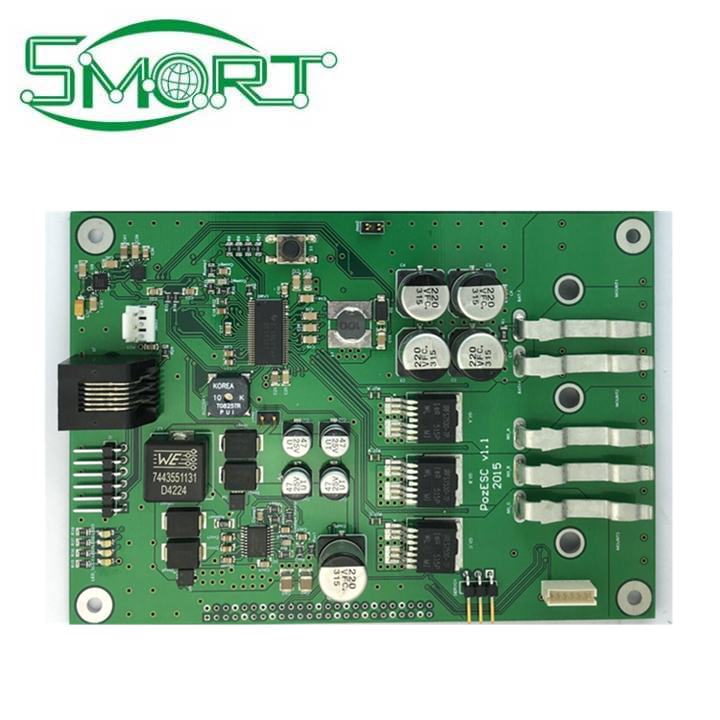 Smart Electronics~ShenZhen electronic component and circuit board PCB assembly with SMT Assembly PCBA Services