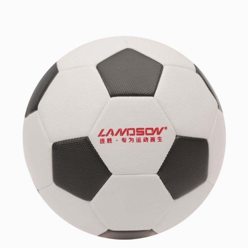 Venta caliente personalizar su propio diseño bolas de entrenamiento de fútbol herramienta de la máquina de coser de la máquina de balón de fútbol