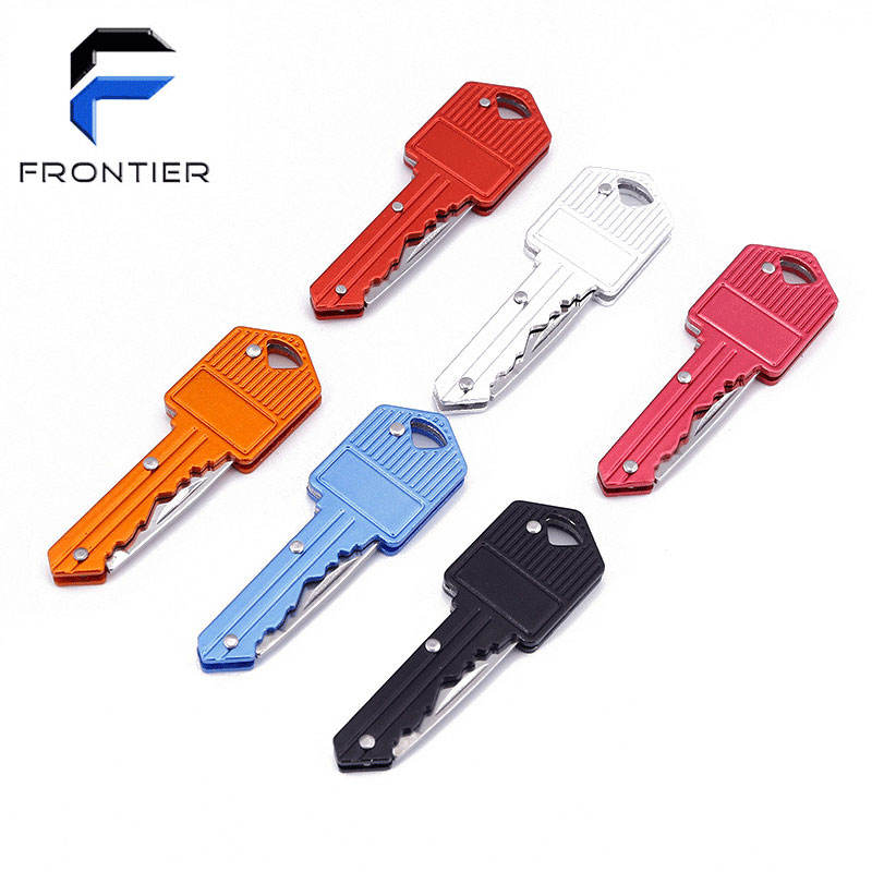 2020Hight Quality Folding Special Shaped Utility Mini Pocket Keychain Knife