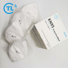 Stock Fast Shipment Face Mask Protector, Facial Earloop 5 Layer Kn95 Face Mask