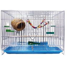 Antique Strong Iron Parrot Breeding Cage