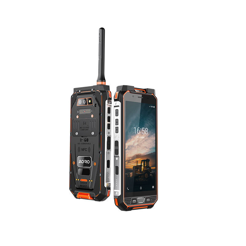 Atex Mobiltelefon IP68 Wasserdichte Robuste Handy Explosion-proof DMR Radio Walkie-Talkie Smartphone