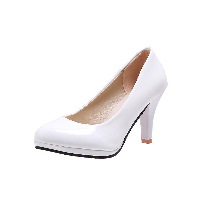 2020 Fashion Ladies Party Dress Sexy Stiletto Pump High Shoes Women Heel
