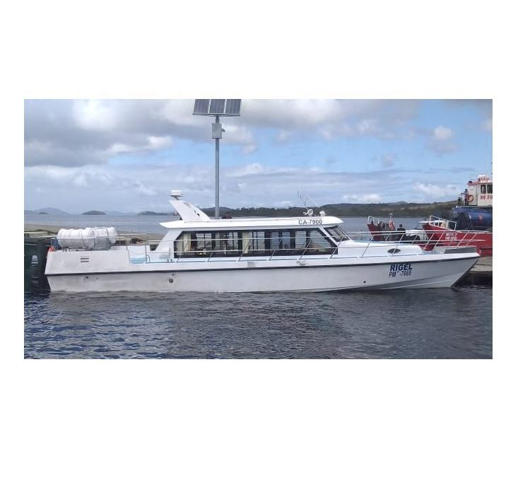 Grandsea 55ft Fiberglass/Aluminium Passenger Ship for sale customization ferries