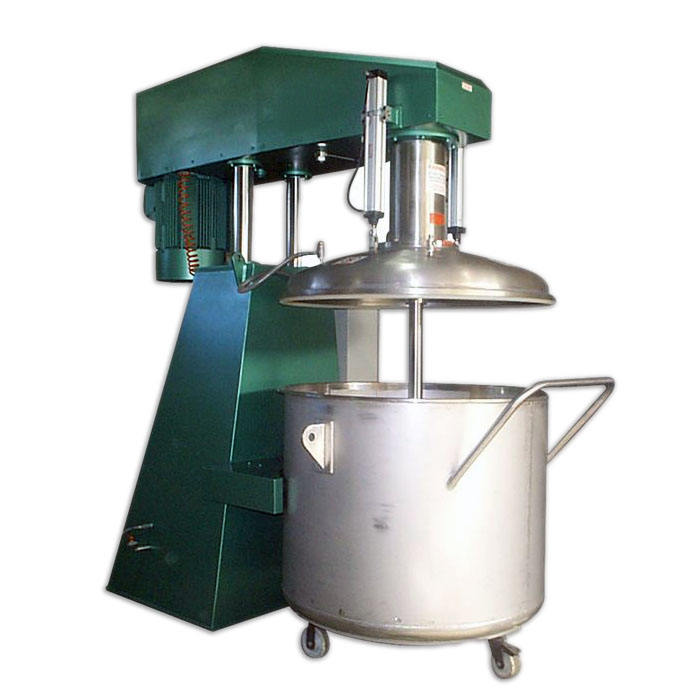 China Professional Manufacturer Lab High Shear High Speed Disperser Mixer For Paint