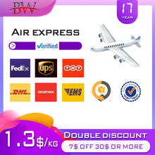 FBA/UPS/TNT/DHL air express freight forwarding double discount to USA/Africa/Europe