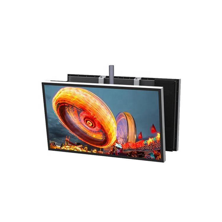 EKAA 32 inch smart lcd interactive touch display screen 2500 nits tv outdoor