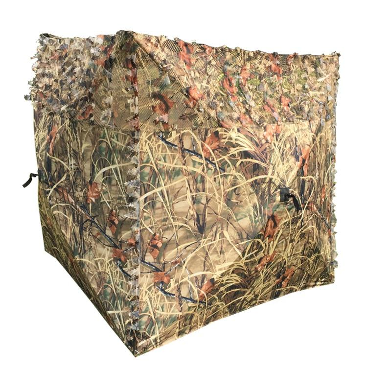Camo Pop Up Camouflage Tents Portable Deer Ground Hunting Blind