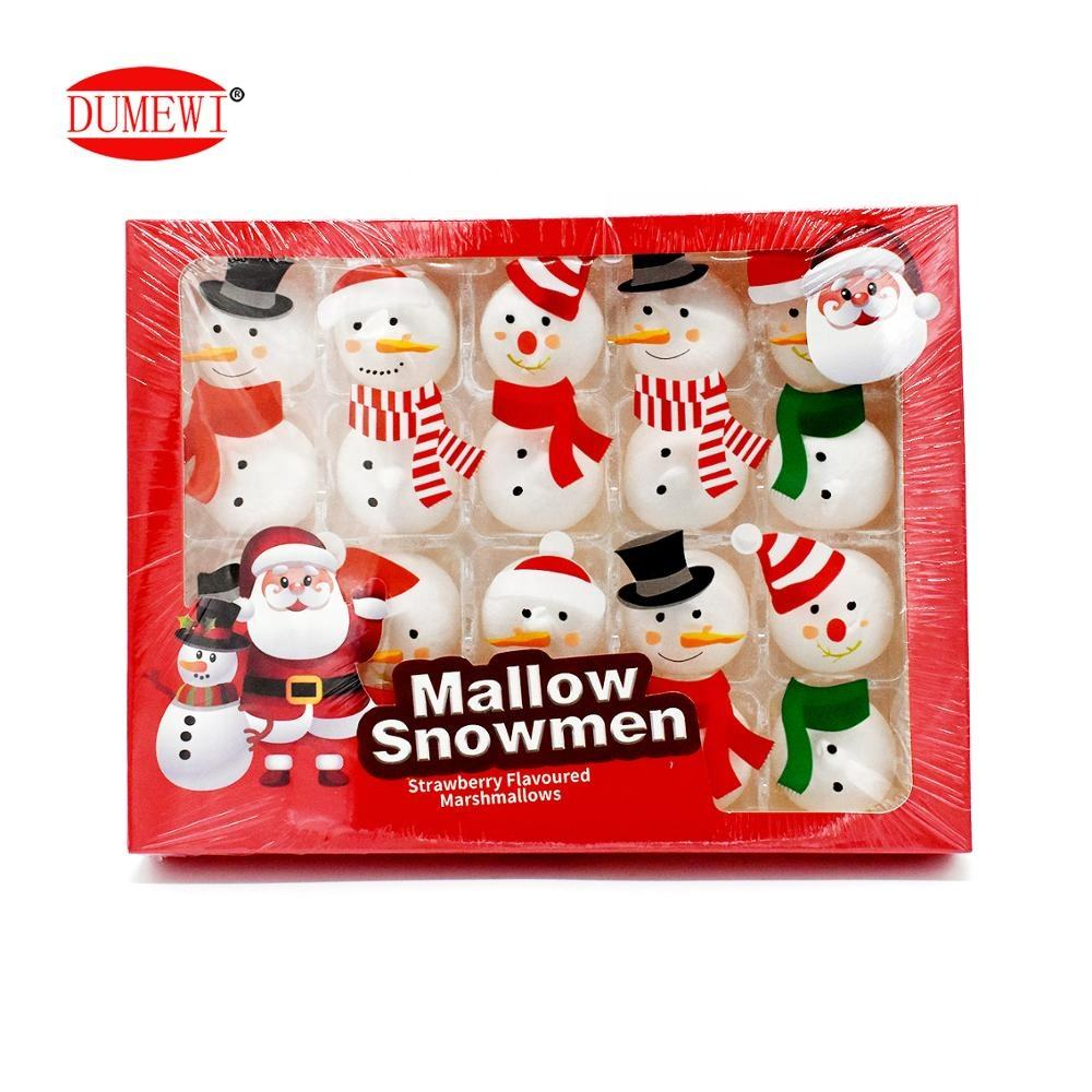 MW-MH-123 sweet fruit flavor marshmallow with fruit jam center