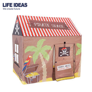 Hot Sale Kids Pirate House Tent Pop Up Play Tent For Children Play House Tent