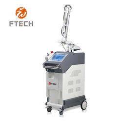 Trending new product Fractional CO2 laser Vaginal tightening machine skin rejuvenation 40w laser