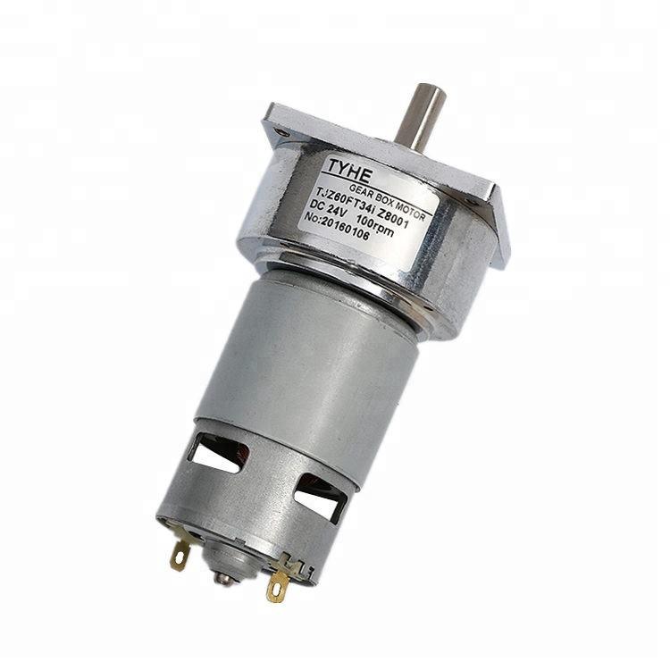 Fournisseur vérifié <span class=keywords><strong>Offre</strong></span> diamètre 60mm 12 v 1000 tr/min 150 kg force dc moteur avec boîte de vitesses pour appareil ménager