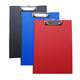 High Quality Cheap PVC Leather Plastic File Folder A4 double sided plywood