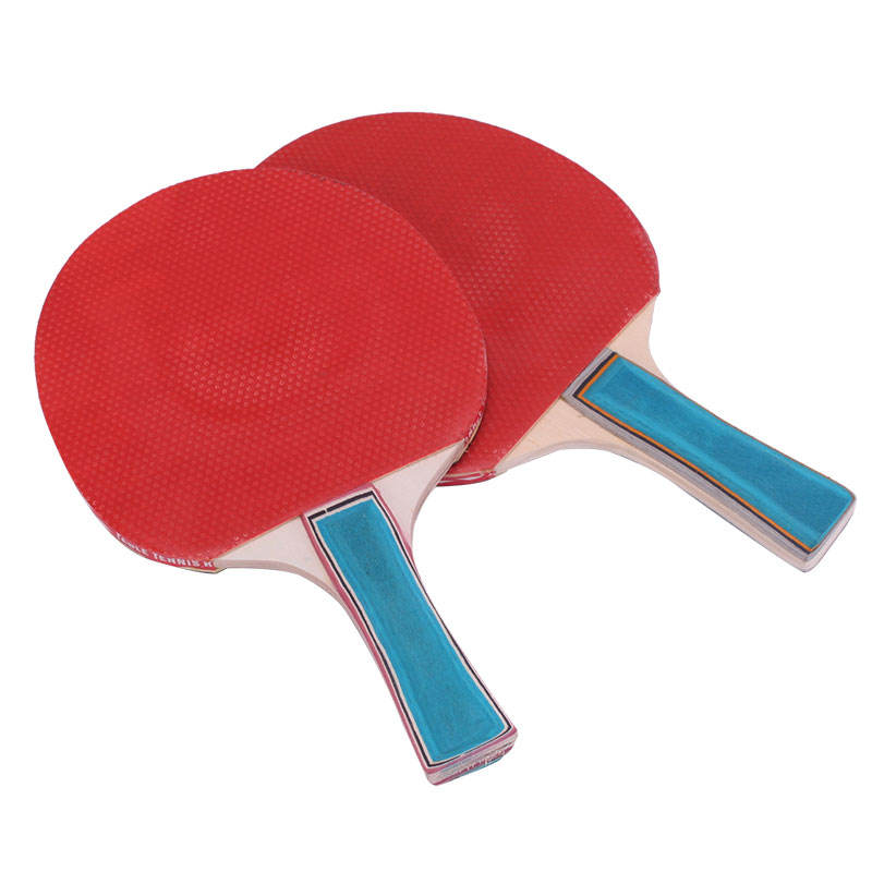 Wholesale factory price good quality professional table tennis bats outdoor pingpong racket