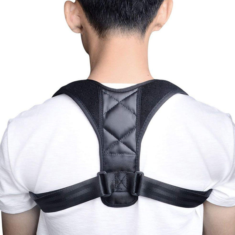 Humpback Correction Back Brace Spine Back Orthosis Scoliosis Lumbar Support Spinal Curved Orthosis humpback Posture corrector