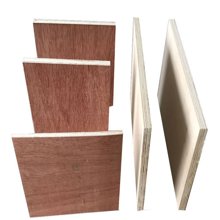 1220x2440mm 7.2mm South Korea Market Larch Plywood Prices