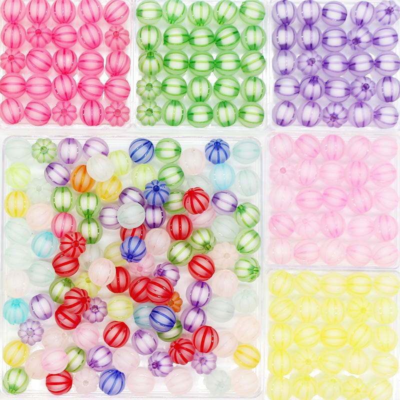 Factory Low Price Good Quality 10mm Round Colorful Beads In Beads Loose Crystal Beads