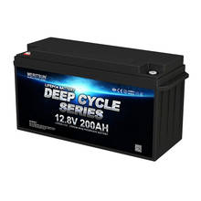 Replacement SLA Battery Deep Cycle LiFePo4 12v 200ah lithium battery