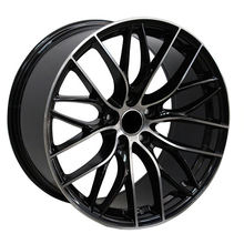 2019 17 18 19 inch wheel,wholesale 5*112 jwl via alloy aluminum wheels rims
