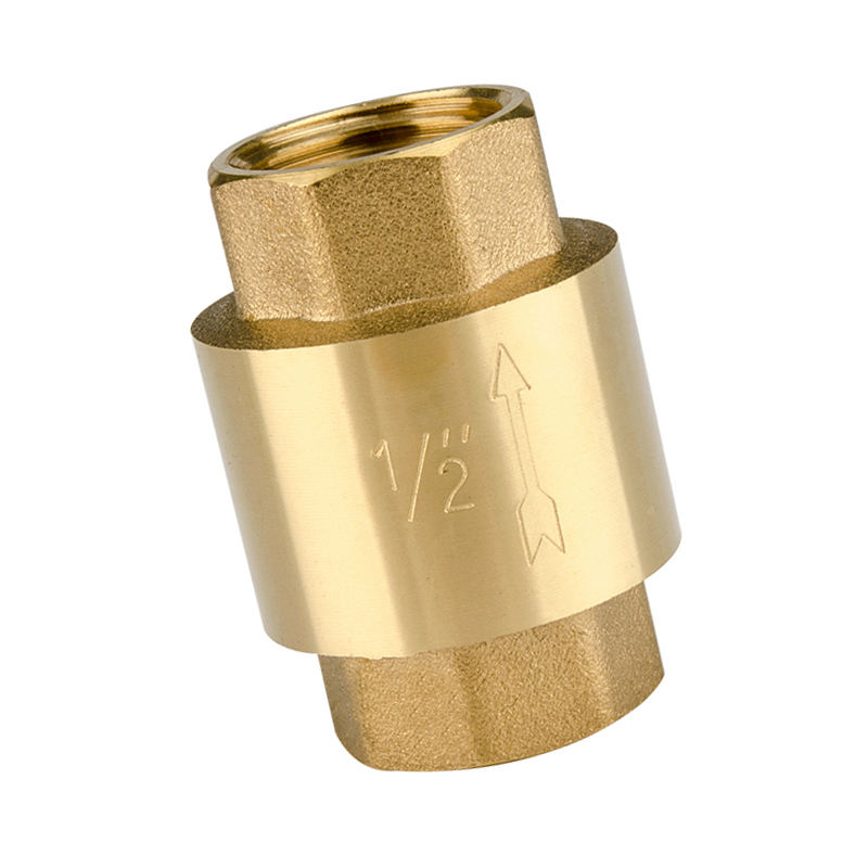 HELERO HT 100-0921 Core 1/2 inch - 4 inch CW617N metal brass gate spring check valve