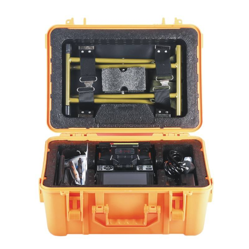 Adjustable heating temperature Multi functional Fiber Optic Fusion Splicing Machine A-81S