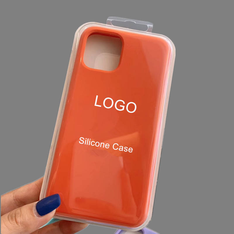 Wholesale original official quality silicone case microfiber cover case for iphone 11 / 11 pro / 11 pro max 6 7 8 X XS MAX XR