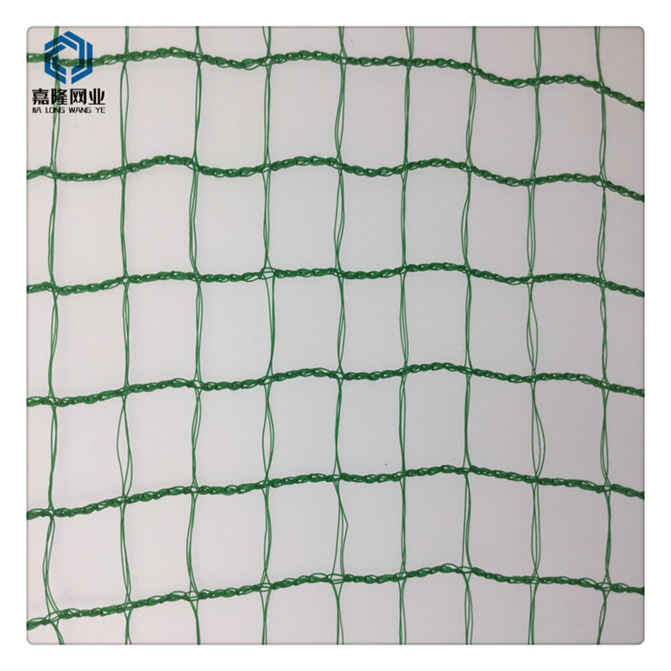 Agricultural grape mono wires diamond anti bird screen mesh nets