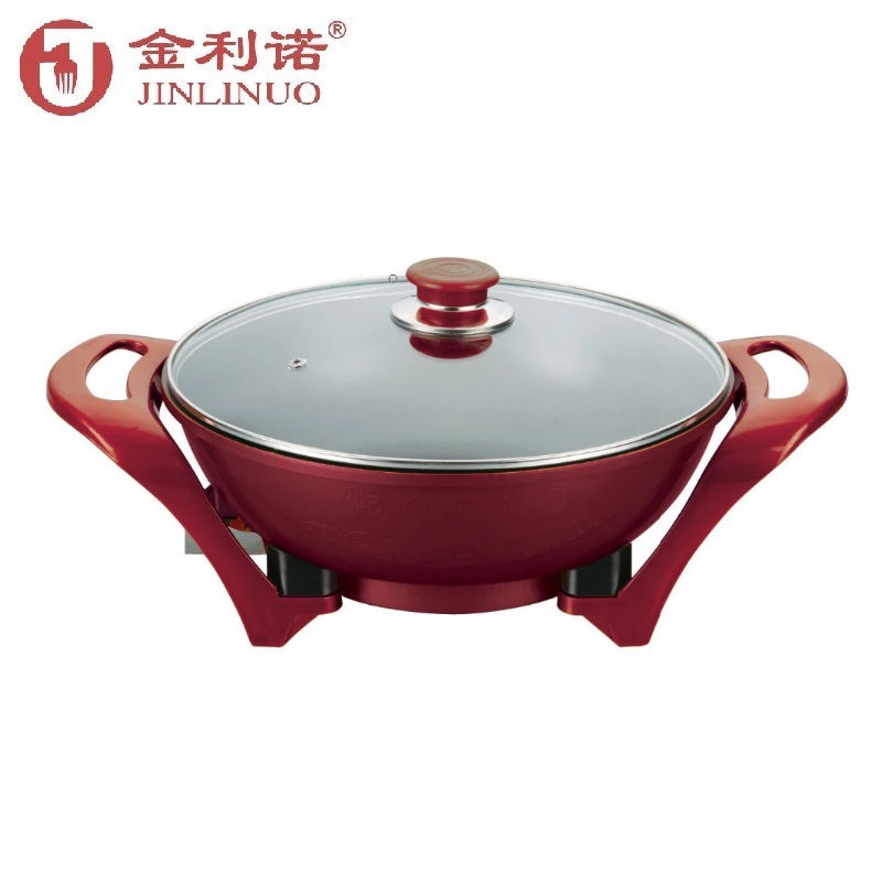 Household Temperature Control Non-stick Student Smart Mini Dormitory Korean Electric Skillet
