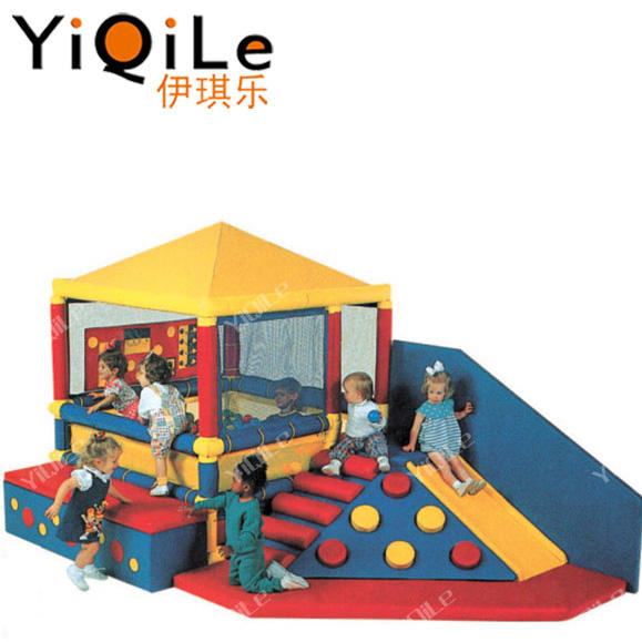 Used Soft Play Area Educational Toy
